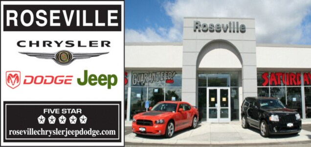 new used jeep dealership roseville mn chrysler autos post. Black Bedroom Furniture Sets. Home Design Ideas