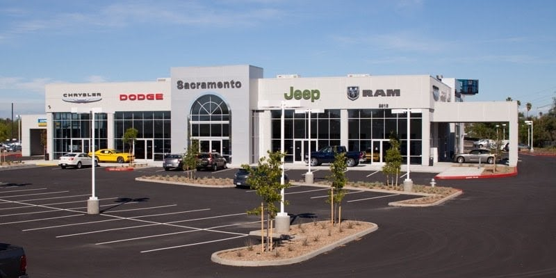 Chrysler Dealer Sacramento >> Sacramento Chrysler Dodge Jeep Ram Srt Sacramento Ca