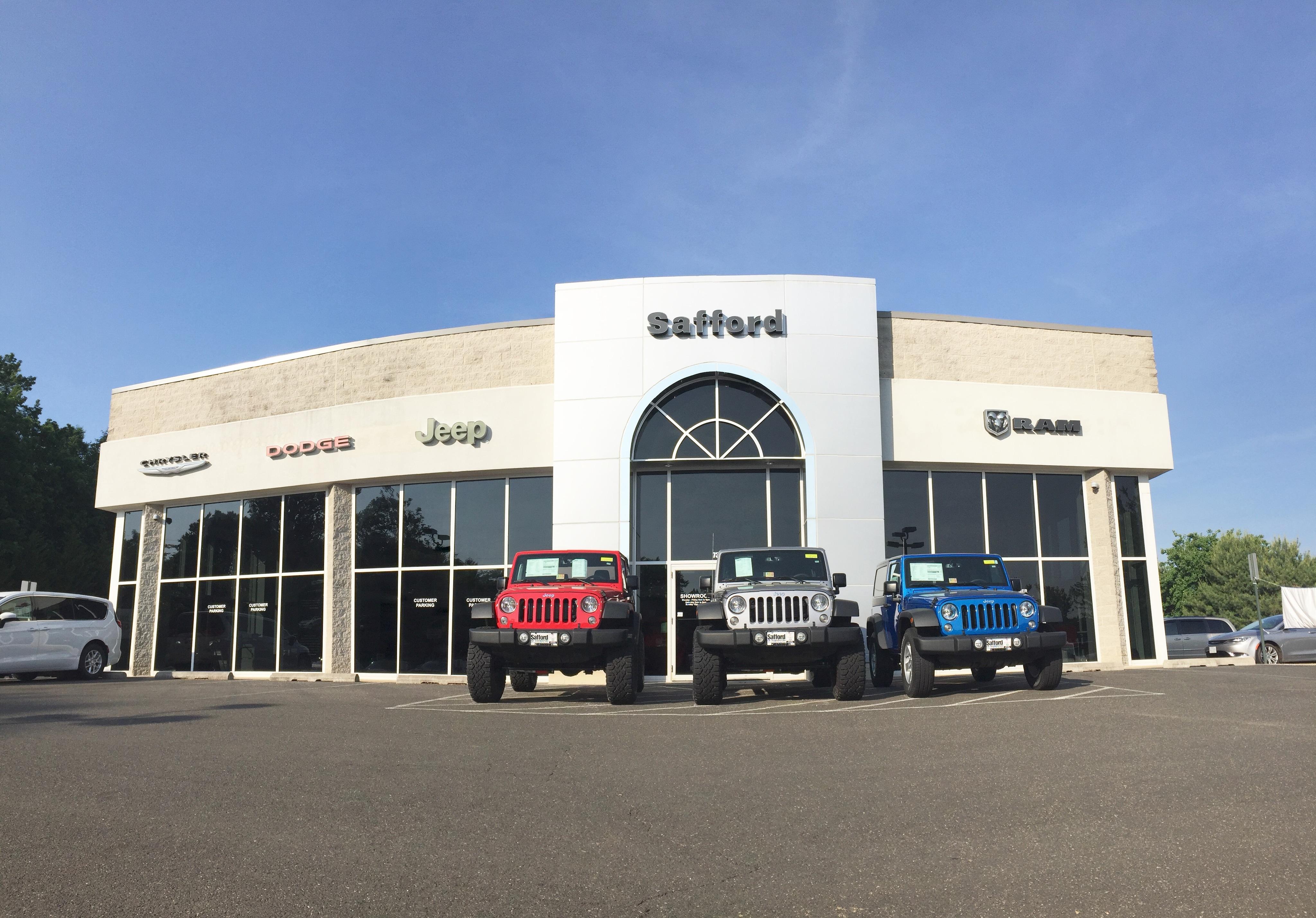 Safford Of Warrenton Va Jeep Chrysler Dodge Ram Dealership Virginia
