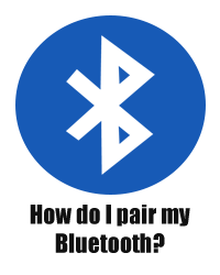 How sync bluetooth