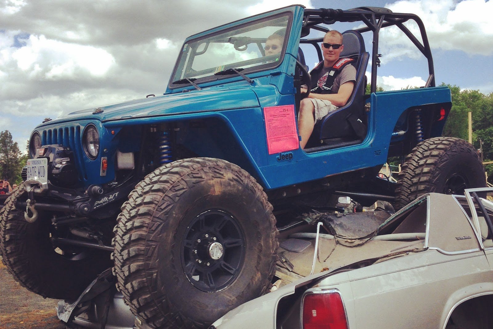 Northern Virginia Jeep Show and Shine 2015 Set For May 30th