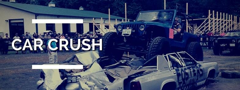 NVJA Show and Shine Car Crush