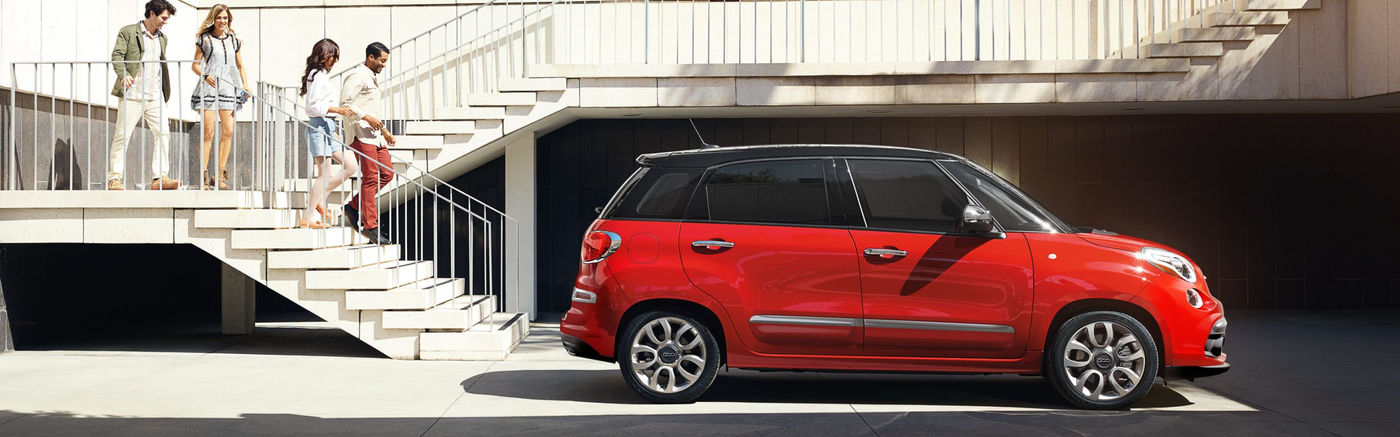 FIAT L Functionality With A Personality - Fiat 500l release date
