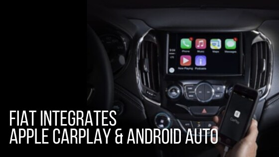 Safford FIAT Of Tysons Corner  Fiat Integrates Apple CarPlay and