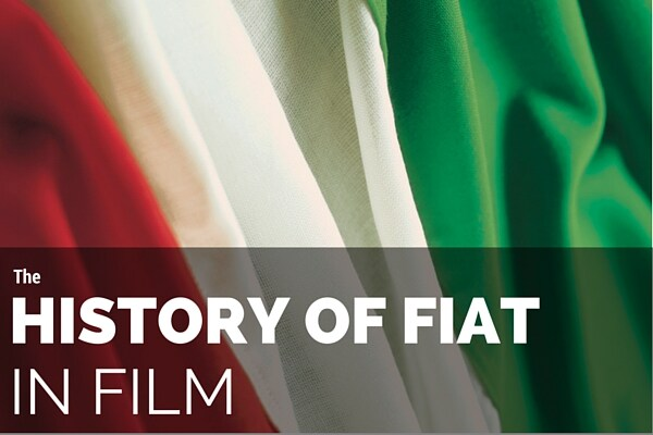 Safford FIAT Of Tysons Corner  History of Fiat in Film