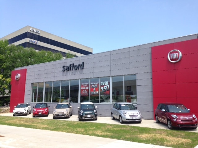 About Safford FIAT of Tysons Corner  Serving DC  FIAT Dealer in