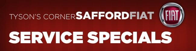 Safford FIAT Of Tysons Corner  New FIAT dealership in Vienna VA