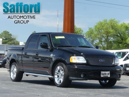 Used 2001 Ford F 150 Supercrew For Sale At Safford