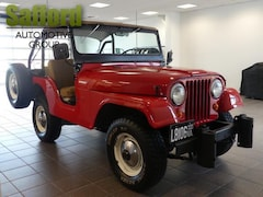 1964 Jeep CJ5 Willys Wheeler SUV