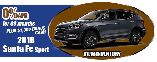 Safford Hyundai Finance Specials