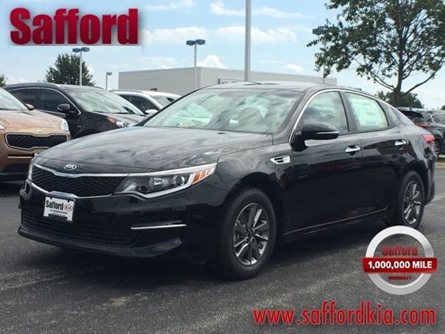 2018 Kia Optima LX Turbo Sedan