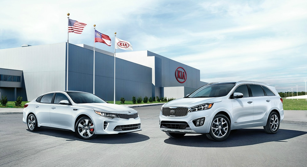 New Kia available near Richmond