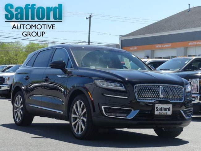 2019 LINCOLN Nautilus Select FWD Sport Utility