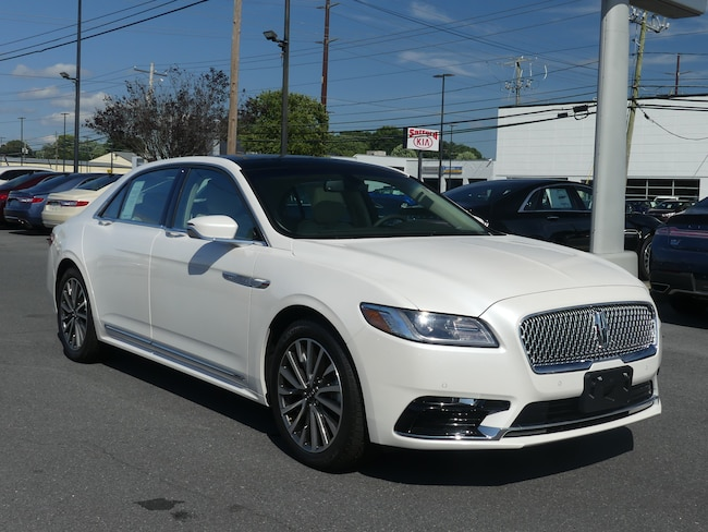 2018 LINCOLN Continental Select AWD Car
