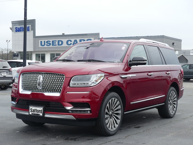 2019 LINCOLN Navigator Reserve 4x4