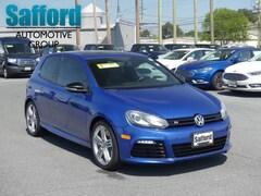 2012 Volkswagen Golf R 2-Door w/Sunroof & Navigation Hatchback