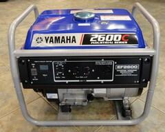2018 YAMAHA EF2600C Industrial Series Generatrice / Generator