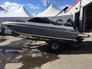 2014 LARSON lx 185 bateau