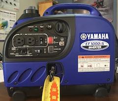 2018 YAMAHA EF1000IS 1000watts inverter