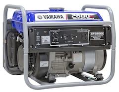 2017 YAMAHA EF2600C Industrial Series Generatrice / Generator
