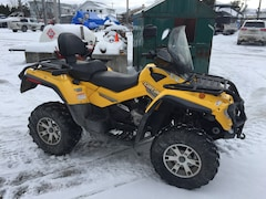 2008 CAN-AM Outlander Max 500 XT 2 place