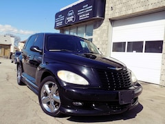 2003 Chrysler PT Cruiser GT+TURBO+LOADED+ROOF+HTD SEATS+AUTO+AC SUV