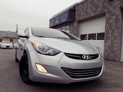 2013 Hyundai Elantra LIMITED+LOADED+NAV+LTHR+ROOF+CAMERA+ONE OWNER Sedan
