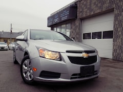 2012 Chevrolet Cruze LT+TURBO+AUTO+GAS-SAVER+RMT START Sedan