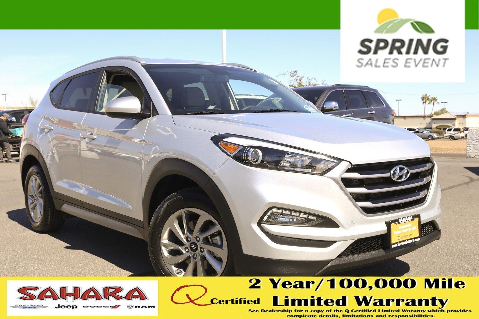 2018 Hyundai Tucson SEL FWD SEL FWD