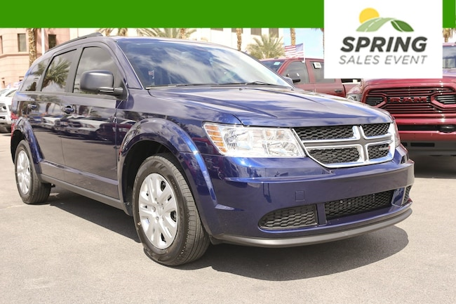 New 2019 Dodge Journey SE Value Pkg SE Value Pkg FWD Las Vegas