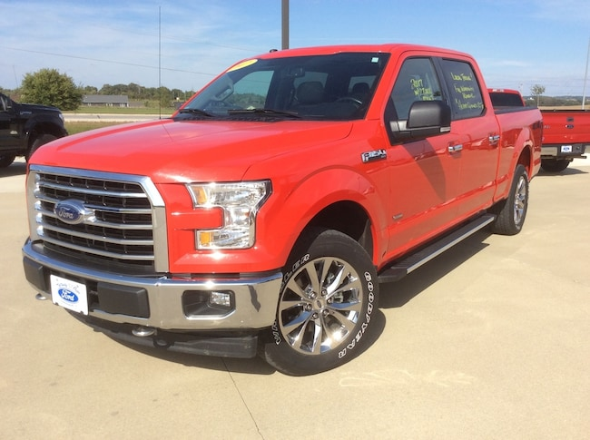 2017 Ford F-150 XLT 4WD Truck