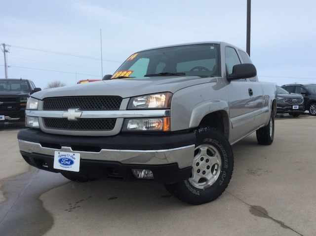 Used 2004 Chevrolet Silverado 1500 For Sale At Brass Highway 57 Ford
