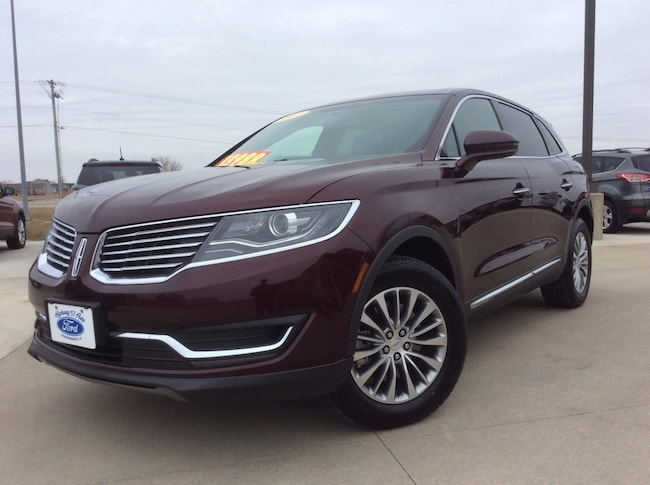 2017 Lincoln MKX Select AWD SUV