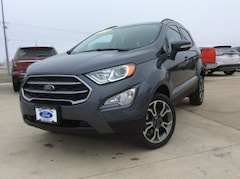 2018 Ford EcoSport SE 4WD Crossover