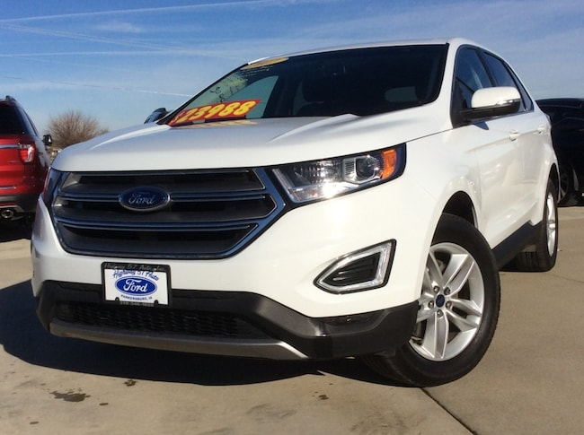 2017 Ford Edge SEL AWD Crossover