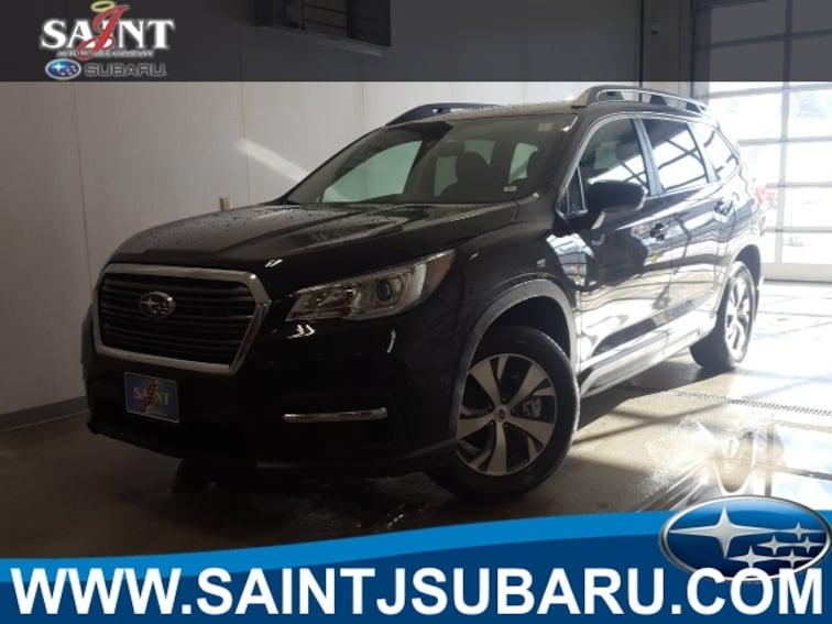 New 2019 Subaru Ascent 2.4T Premium SUV near Burlington, Vermont