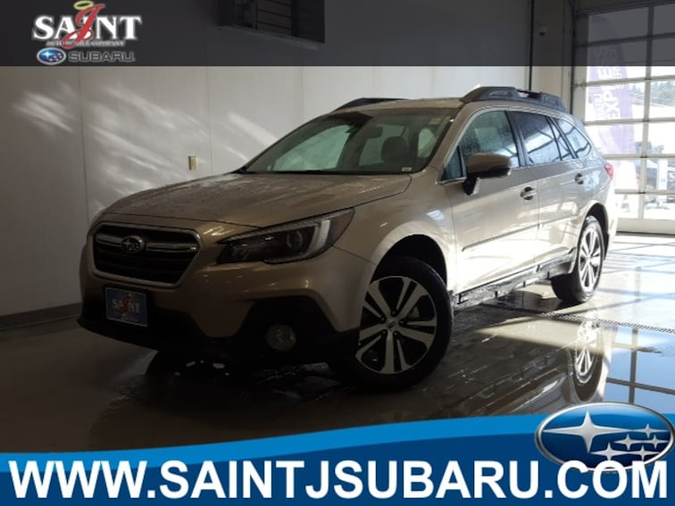 New 2019 Subaru Outback 3.6R Limited SUV near Burlington, Vermont