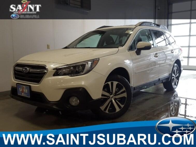 New 2019 Subaru Outback 2.5i Limited SUV near Burlington, Vermont