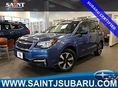 2018 Subaru Forester 2.5i Limited SUV