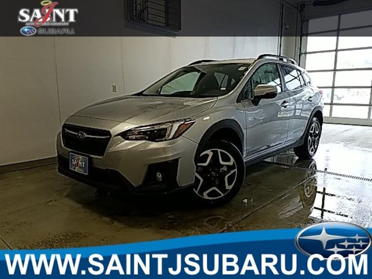 New 2019 Subaru Crosstrek 2.0i Limited SUV near Burlington, Vermont