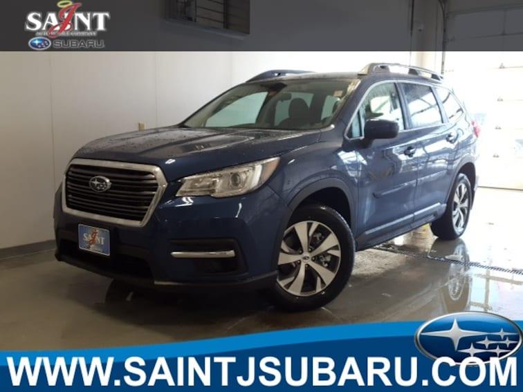 New 2019 Subaru Ascent Premium 8-Passenger SUV near Burlington, Vermont