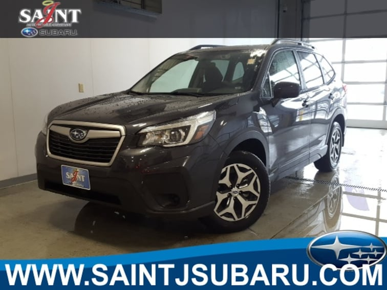 New 2019 Subaru Forester Premium SUV near Burlington, Vermont
