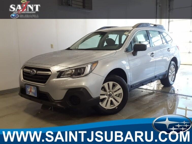New 2019 Subaru Outback 2.5i SUV near Burlington, Vermont