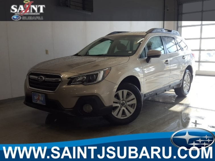 New 2019 Subaru Outback 2.5i Premium SUV near Burlington, Vermont