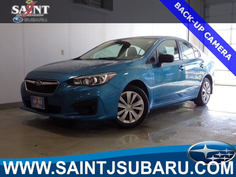 Used 2017 Subaru Impreza 2.0i Sedan near Burlington Vermont