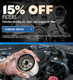 15% OFF Filters
