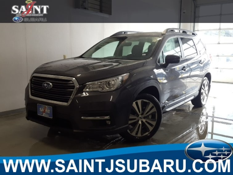 New 2019 Subaru Ascent Limited 8-Passenger SUV near Burlington, Vermont