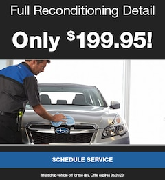 Full Reconditioning Detail