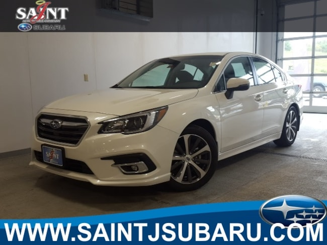New 2019 Subaru Legacy 2.5i Limited Sedan in Bangor