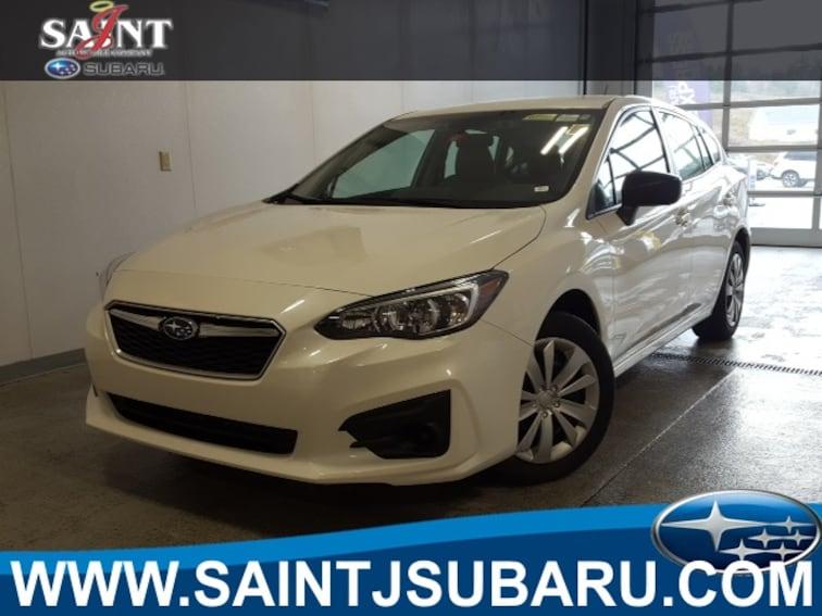 New 2019 Subaru Impreza 2.0i 5-door near Burlington, Vermont